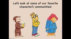 Second Grade: Types of Communities- Urban, Suburban, and Rural Preschool Bible, Bible Activities, Sorting Activities, Kindergarten Classroom, Art Classroom, Classroom Ideas, School Community, Community Helpers, Second Grade