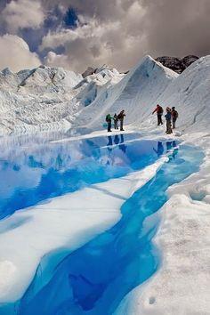 Perito Moreno Glaciar, Los Glaciares National Park, Patagonia