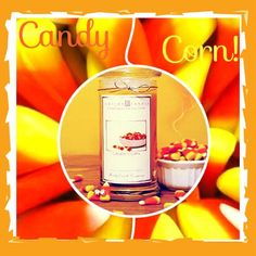 We wanted to release our Candy Corn scented Jewelry Candle right before Halloween so here it is!     We searched all over to try to find a wonderful candy corn fragrance and this is it! It smells fantastic and just like candy corn!    This is the perfect compliment to all your other Fall Jewelry Candles and a must have for your home =)