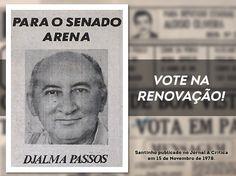 Vote na renovação! #Santinhos1978
