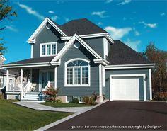 amerikanische häuser fertighäuser kanadische holzhäuser, Moderne deko