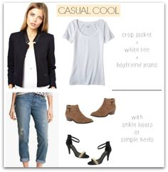 *blazer & boots  //  Looks I Love  Penny Pincher Fashion