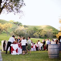 Chamberline Ranch, Los Olivos, CA -repinned from Santa Barbara celebrant https://OfficiantGuy.com #sbweddings #santabarbaraofficiant