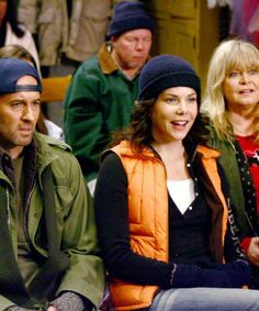 10 shows on Netflix that will make you feel smarter (and cooler) Tv Couples, Celebrity Couples, Luke And Lorelai, Scott Patterson, Netflix Instant, Small Movie, Gilmore Girls, Lorelai Gilmore, Lauren Graham