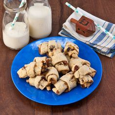 If cookie swaps were popular with Hanukkah households, rugelach would be the odds on favorite.