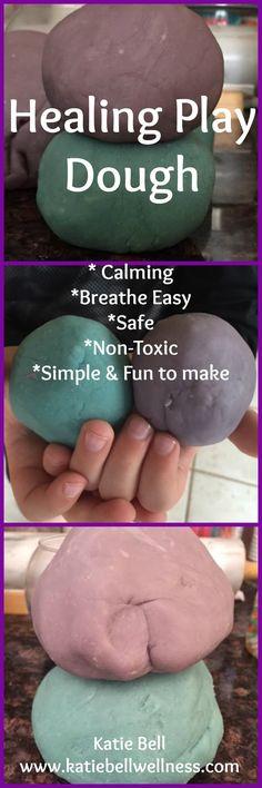 Healing Play Dough