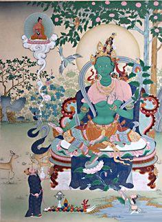 Tibetan Buddhism, Buddhist Art, Green Tara, Architecture Tattoo, Mandala Drawing, Wedding Quotes, Gods And Goddesses, Funny Art, Asian Art