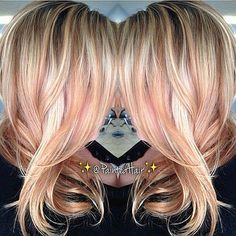 Rose gold highlights                                                                                                                                                                                 More