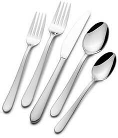 Towle Stainless Steel Flatware Sets (20-Piece)
