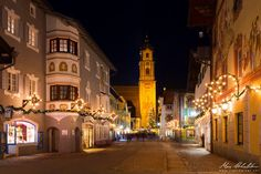 Christmas in Mittenwald by Marc A. Hohenleitner