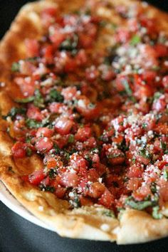 Midtown does New York pizza. Russo's Pizzeria is it.     306 Gray St, Houston, TX 77002   (713) 533-1140