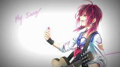 Masami Iwasawa / Angel Beats! (Day 204: Favorite Anime Musician/Singer)