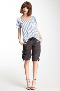 Woven Bermuda Short