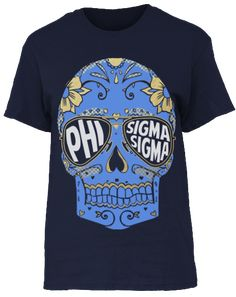 Phi Sigma Sigma - where were all these cool shirts when I was a collegiate member?