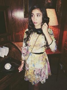Rowan Blanchard! Funny! Beutiful! And last but not least she's amazing!