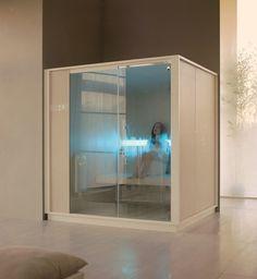 #Effegibi #One H #Hammam su misura | on #bathroom39.com | #hammam #sauna #spa #design
