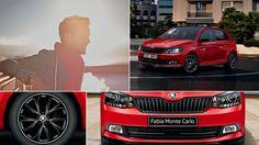 ŠKODA Fabia Monte Carlo lub Fabia Combi Monte Carlo idealnie pasuje do kierowców, którzy chcą podkreślić swoją osobowość na drodze.