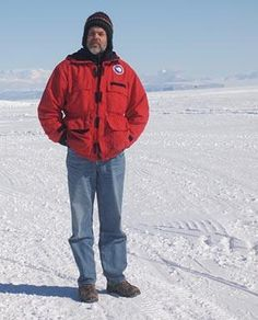 Andrew Fountain's love affair with glaciers