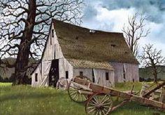 A Simpler Time Barn