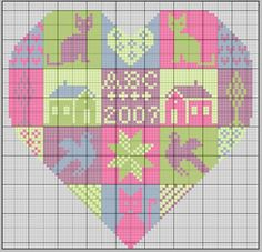 gazette94: COEUR PATCHWORK