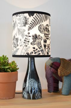 New lamp bases by Lush designs