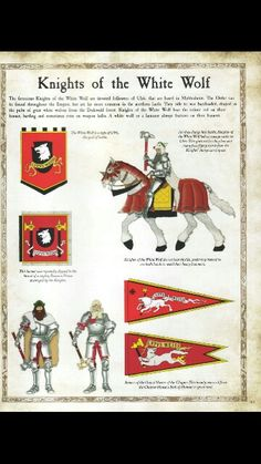 Knights of the White Wolf