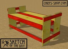 No-Cut Bench