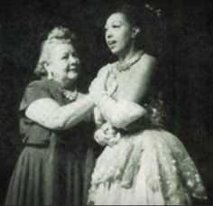 Sophie Tucker and Josephine Baker, 1951 Josephine Baker, Aunt, Statue, Sculpture, Sculptures