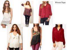 fashion for the apple shape | ... clothing from various brands that are suitable for Apple shaped body