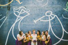 Carly+Jay's Downtown Durham Wedding