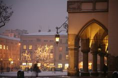 """cant-wait-for-christmas: """"Krakow, Poland """" The Places Youll Go, Places To See, Places Ive Been, Carroll University, Hotel Sites, Stone Street, Tourist Information, Free Travel, Travel Goals"""