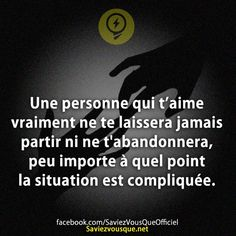 Jespere que tu me laissera jamais. French Words, French Quotes, Best Quotes, Love Quotes, Inspirational Quotes, Good Quotes For Instagram, Think, Some Words, Positive Attitude