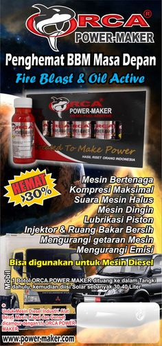 Orca Power Maker bio Adittive