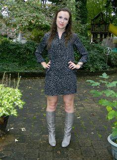 tuesday threads: rainy day grey