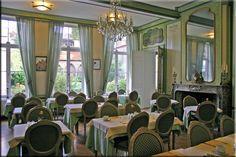 Op deze foto zie je de ontbijtzaal en eetzaal van de Lijsterbes.