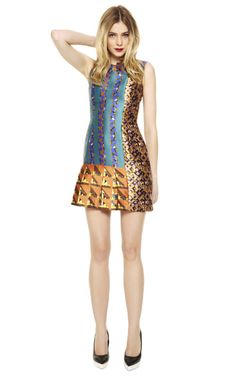 MIK Dress by Peter Pilotto Now Available on Moda Operandi $2235