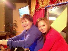mama miki and i