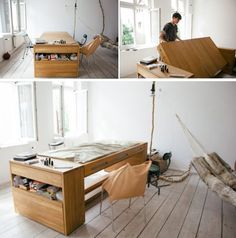 Whether you're short on square footage or prefer to work from the comfort of your own home, there's a work-bed combination out there calling your name. These bed-to-desk designs were made for blanket-hogging bosses, skilled sleepers, and weary…
