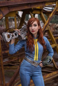 Fallout 3 - Vault Dweller by atomic-cocktail.deviantart.com on @DeviantArt