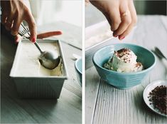 Peppermint Ice Cream // Sprouted Kitchen