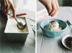 peppermint ice cream