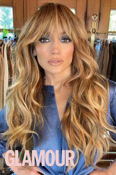 Fringe Hairstyles, Hairstyles With Bangs, Selena Gomez Foto, Long Hair With Bangs, Madame, Fall Hair, Hair Trends, Hair Goals, New Hair