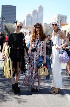 freepeople:  Festival Fashion at SXSW