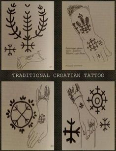 Christian tattooing in Bosnia and Herzegovina - War times are always turbulent, as today so in past! Long time ago, few hundred years ago, there was a Ottoman invasion on Europe.