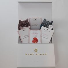 Coffret annonce petits chats Baby-suaan