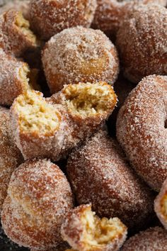 The epitome of a Fall morning is a plate of fresh, homemade apple cider doughnuts with a cup of coffee in one hand. You will be enamored with this recipe!