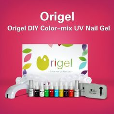 Bulk buys skulls and studs do it yourself nail art kit pack of origel diy stylish nail gel polish set creative nails color you can get more solutioingenieria Images