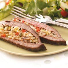 Guest, Flank Steaks Recipe, Stuffed Flank Steaks, Flank Steak Recipes ...