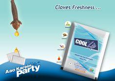 Enjoy wonderful mouth freshener #coollip having qualities of clove herbs.  #coollipmouthfreshner