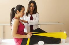 19 High-Paying Jobs You Can Get With a 2-Year Degree Physical Therapy School, Physical Therapist, Loma Linda University, Cognitive Problems, Career Exploration, Athletic Trainer, Massage Therapy, Health And Wellbeing, Fibromyalgia